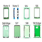 5-20x LCD Frame Bezel Tape Adhesive For Samsung Galaxy Note 4 S5 S6 S7 S8 edge