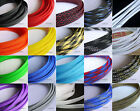 1M 2-8mm TIGHT Braided PET Expandable Sleeving Cable Wire Sheath