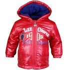DOWN JACKET LEE COOPER BABY RED