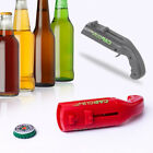 Gun Plastic Beer Bottle Opener Cap Launcher Shooter for Party Drinking Game Hot