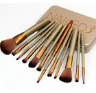 Urban Decay Naked 3 Professional Pinsel Set Lidschatten Make-up Pinsel