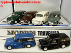 Saico Diecast Morris Minor Traveller - 1:26 Scale - Assorted Colours - Unboxed