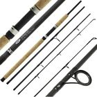NEW NGT Intrepid 9FT 4PC Carbon All Round Carp Coarse Sea Fishing Travel Rod