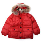 BURBERRY NEW boy Outerwear in Rosso ORIGINAL  Size 4