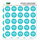 baby planner calendar - Team Boy Baby Blue Footprints Planner Calendar Scrapbooking Crafting Stickers