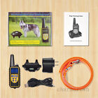 Dogs Training Shock Collar With Remote Control 100 Level Humane Vibration Shock*