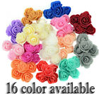Foam Mini Roses Head Buds Small Flowers Wedding Home Party Decoration x 30 100