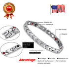 Magnetic Bracelet Lovers Gift Health Care Pain Relief Adjustable Bangle Fashion
