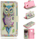 Magnetic Flip Wallet Stand Case Cover For iPhone X Samsung Galaxy Series Phone