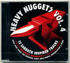 MOJO - Heavy Nuggets Vol. 4 - 13 Black Sabbath-inspired tracks CD