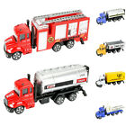 FH- 1:64 Alloy Engineering Car Truck Construction Vehicles Toy For Kids Boy Heal