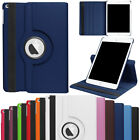 Flip Smart 360 Stand Leather Shockproof Magnetic Case Cover For Apple iPad 2 3 4