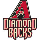 Arizona Diamondbacks Cornhole  decal set of 2decals, bean bag toss #3