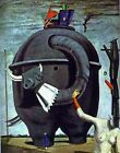 The Elephant Celebes by Max Ernst. Fine Art Repro Made in U.S.A Giclee Prints