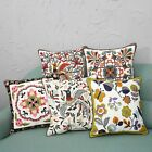 Ethnic Embroidery Cushion Cover Throw Sofa Pillow Case Cover Home Car Decor VNC