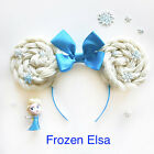 characters of the princess and the frog - Disney Frozen Elsa Ears Headband - Or Pick your Favorite Disney Character