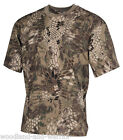 T-SHIRT MILITAIRE ARMY CAMOUFLAGE MANDRA SNAKE FG taille M ou XXL
