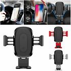 Wireless Charging Dock Charger Car Mount Holder For iPhone X 8 Samsung Note 8 S8