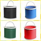 Convenient Water Bucket Multifuctional Water Container Folding Fishing Equipment