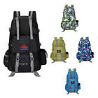 Outdoor Hiking Bag Camping Travel Water Resistant Mountaineering Backpack Nylon