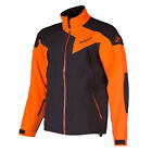 Klim Stealth Snowmobile Jacket Orange Mens All Sizes