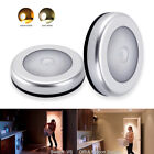 Indoor Wireless LED Motion Sensor Stick On Light Battery Operated Stairs Hallway