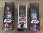 Star Wars 12 Inch R2-D2, YODA, BB-8 FIGURES Empire Strikes Back, Force Awakens $18.88 USD