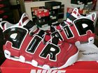 Nike Air More Uptempo 96 Asia Hoop Pack 2017 Bulls Red White Black 921948-600