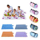 Extra Large Folding Picnic Blanket Family Camping Mat Waterproof Rug 200CM*150CM