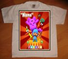 Pocoyo Personalized Birthday Party Favor Gift T-Shirt - NEW