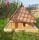 Large Square Floating Duck House - With or Without Tethering Kit