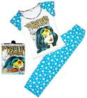 Womens Wonder Woman DC Comics Mothers Day Long Pyjamas Plus Sizes 8-22