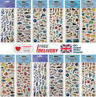 Fun Stickers Undersea ** 36 Designs To Choose From ** See Our Store For More **