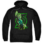 Green Lantern Fully Charged Pullover Hoodies for Men or Kids