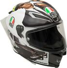 AGV Adult Motorcycle Helmet P-LTD Misano-16 Sizes S-XL