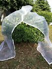 Agfabric Bird Netting Insect Barrier Garden Plant Cover with Zipper and Rope