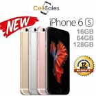 Apple iPhone 6S 16GB 64GB 128GB *(Factory Unlocked)* GSM AT&T T-Mobile Verizon X