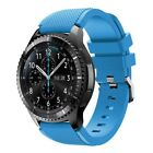 Replacement Silicone Band Strap Bracelet For Samsung Gear S3 Frontier Watch