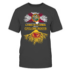 Iowa State Cyclones - Living Roots Florida - T-Shirt - Officially Licensed image