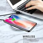 Wireless Charger for iPhone X 8 Plus Fast  Charging for Samsung Galaxy S8 S7 Ed $32.88 USD on eBay