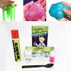 Slime Making Kit Make Your Own Stretchy Fun Science Educational Kids Toy K0E1