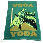 Star Wars Golf Towel Woods Iron Sporting Goods Rag Bag Accessory (4 Characters) $19.99 CAD on eBay