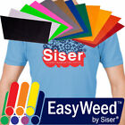 Siser Easyweed HEAT TRANSFER VINYL 12' x 5 FT (HTV) Roll/Sheet T Shirts Textile