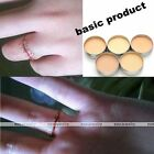 5x Halloween Makeup Fake Wound Eyebrow Blocker Wax Special Effect Modeling Stage