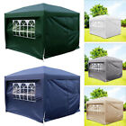 Heavy Duty 210D Oxford Camping Hiking Tent Marquees Waterproof Shelter Canopy UK