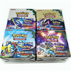 324pcs SUN & MOON Pokemon TCG Booster Box English Edition Break Point  cards