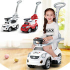 Kid Ride on Pull Push Rideon Toddler Buggy Stroller Baby Toy Car Walking Scooter