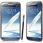 Original Samsung Galaxy Note 2 II N7105 16GB GSM Unlocked 4G Phone Black/White