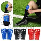 Lightweight Soccer Training Shin Guards Shin Pads Football Protective Brace Gear