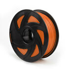 1/2/3 Pack 3D Printer Filament 1.75mm 1Kg PLA Multiple Color For MakerBot RepRap
